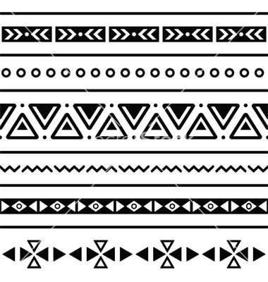 mexican patterns vector - Google Search