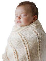 Peek-A-Boo Blanket