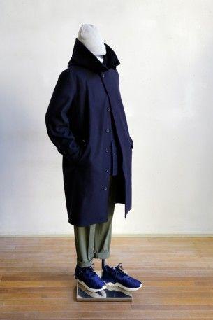 該男子2015年冬季風格建議