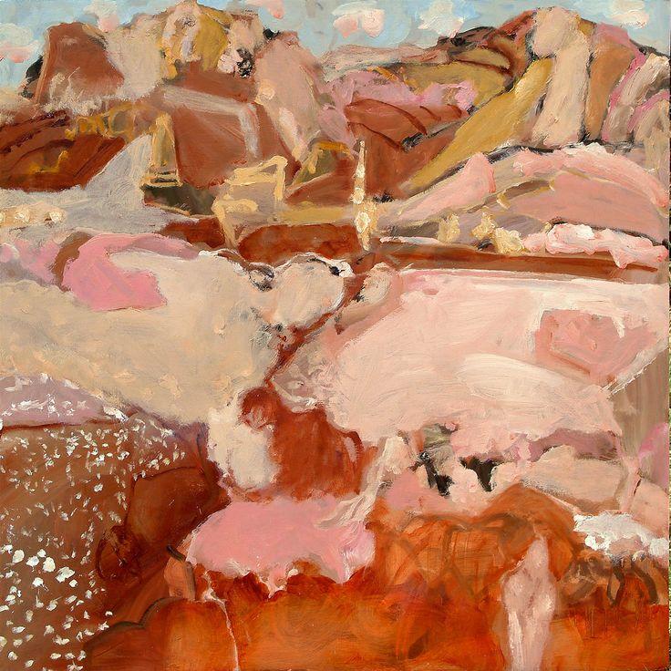Luke Sciberras, Opal Mines - White Cliffs