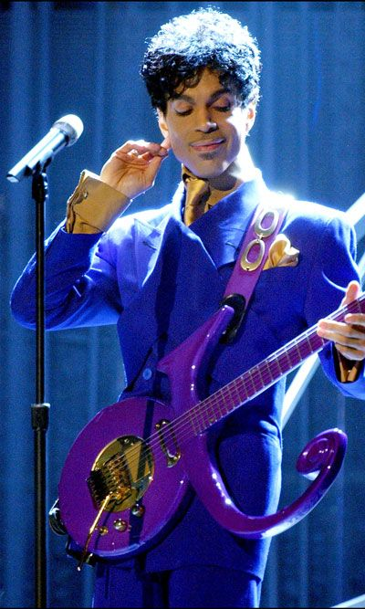 Prince - Prince Rogers Nelson