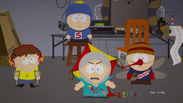 This year's big 'South Park' video game just got delayed to 2017