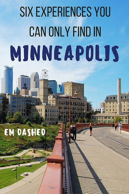 An easy checklist for the full-blown, no-holds-barred Minneapolis experience. (Winter jacket and snow boots not included.)