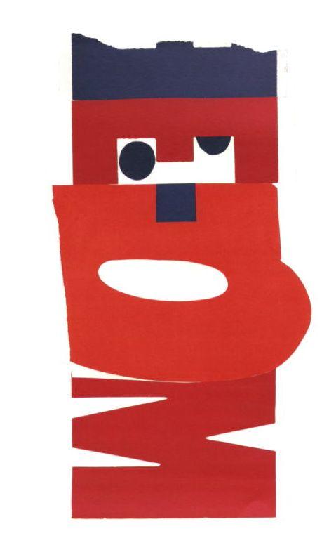 visit the collage assemblages of a witty genius. Ivan chermayeff b. 1932 London, England artist, teacher, designer ...
