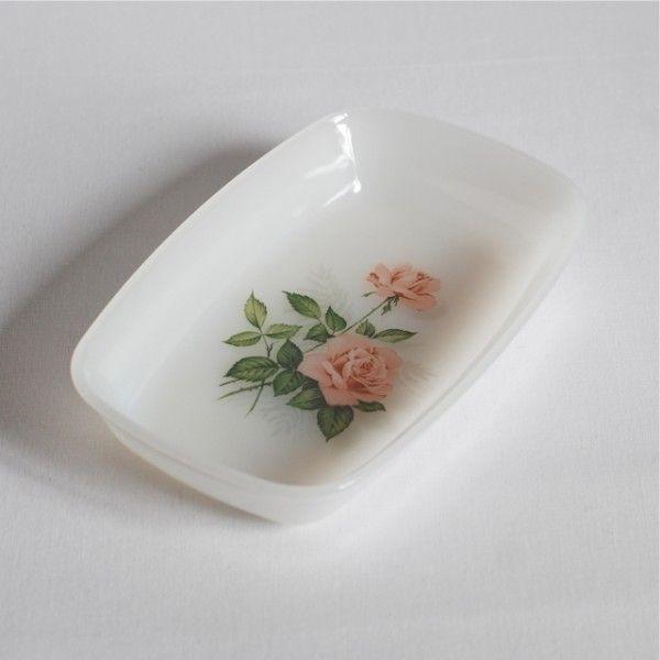 le ramequin pour les asperges !  plat vintage