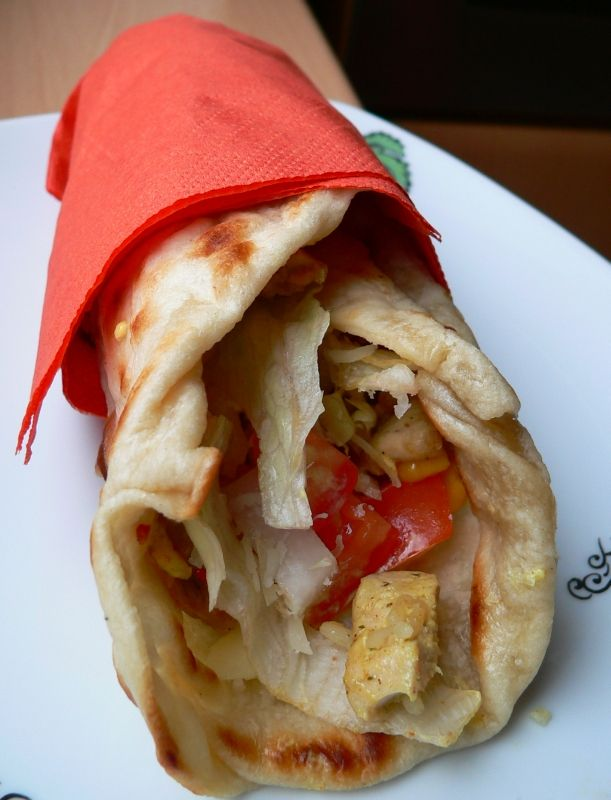 Domácí tortily - vyválet co nejvíc, jinak se lámou