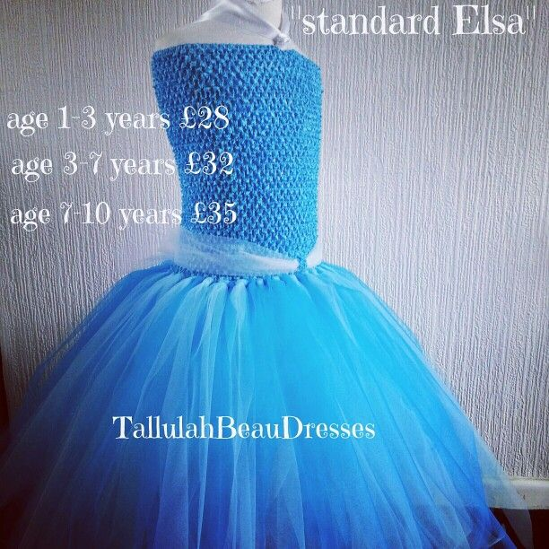 Now available to order find me on Facebook @ TallulahBeauDresses