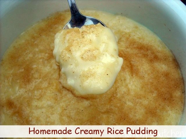 I made this today, wow, if you like rice pudding this is the best I've had and the best I've ever made. You will not be disappointed!!!