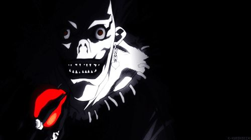 Shinigami Ryuk unravels interesting facts about how to use the death note