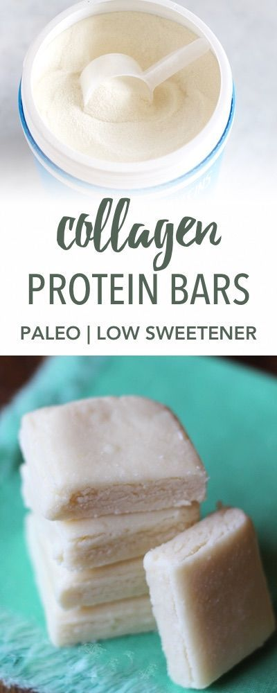 Collagen protein bars | Empowered Sustenance