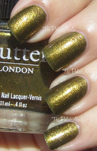 """I Know fall is long time away but I need this color for fall...Butter London """"Wallis"""""""