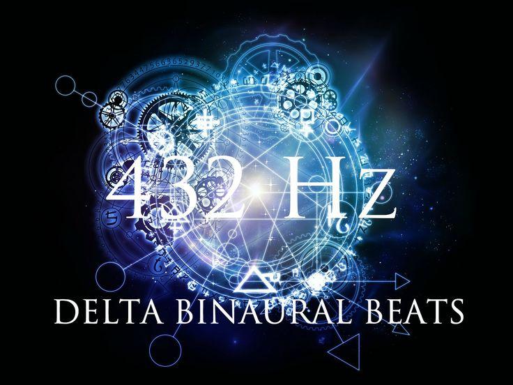 432Hz DELTA Binaural beats mixed with ambient meditation sounds, didgeridoo, rain and thunder. Full 432Hz binaural beats album here: https://loudr.fm/release...