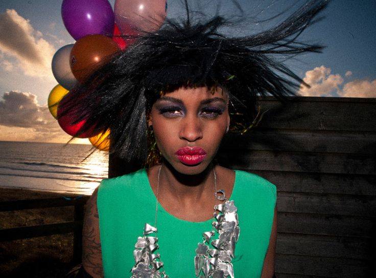 Photography by Sela Holkeson @www.selaholkeson.org  Assistant Photographer: Kenny van de Haar  Stylist: Kiran Alim  Hair: Tommy Hagen  Make-Up: Christel Man  Model: Nella Ngingo
