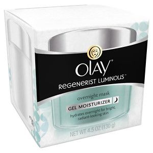 Buy Olay Regenerist Luminous Overnight Mask Gel Moisturizer with free shipping on orders over $35, low prices