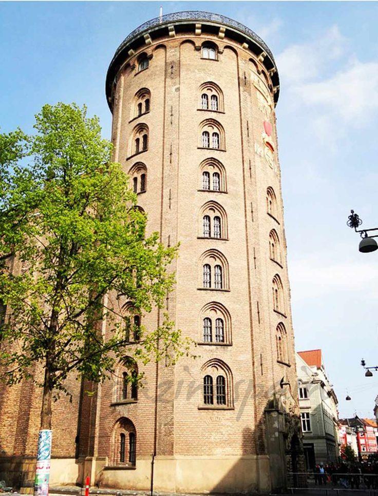 Torre Redonda - Copenhague, una ciudad de cuento