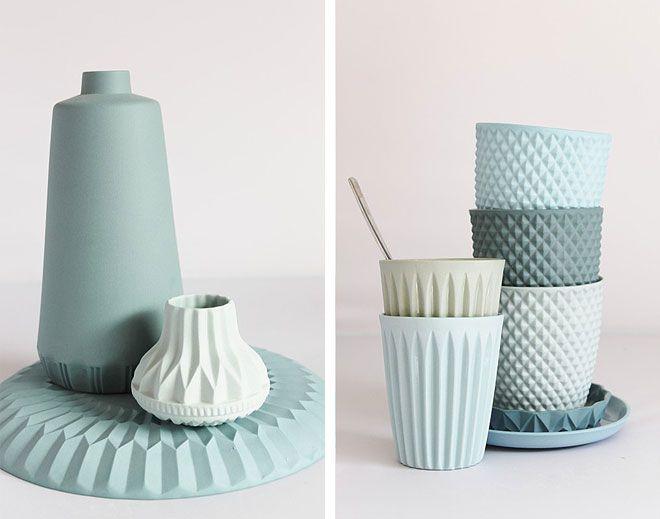 céramique / Lenneke Wispelwey / ceramic