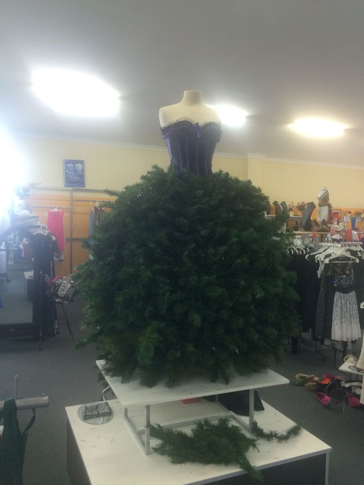 Phase 1 christmas dress