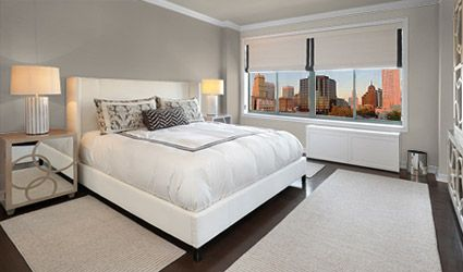 9 best images about bedroom on pinterest better homes for Grey feature wallpaper bedroom