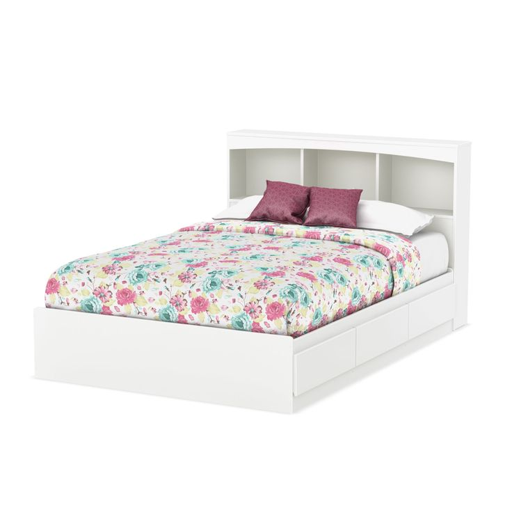 best 25 bed frame with drawers ideas on pinterest bed with drawers platform bed with drawers and bed frame storage - Bed Frame With Drawers Full