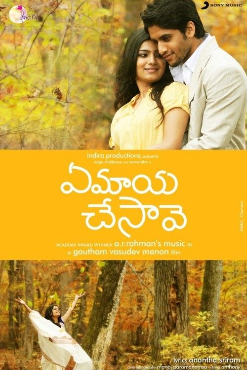 Watch Ye Maaya Chesave 2010 Full Movie Online Free