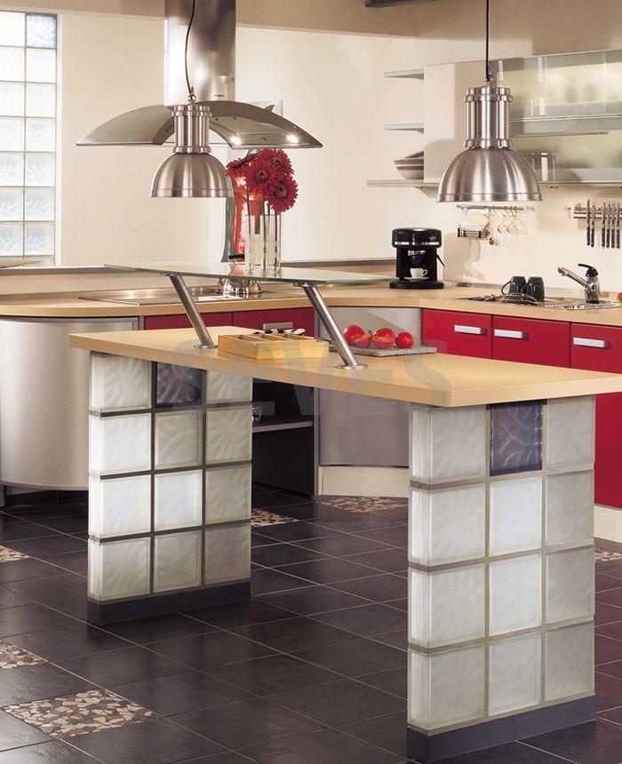cucina10 | Interiors | Gallery Gallery | Seves glassblock