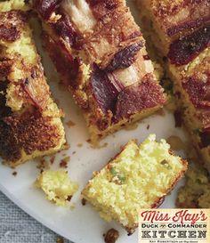 miss kay duck commander cookbook,mexican corn bread   Mexican Cornbread from Miss Kay's Duck Commander Kitchen #Recipes # ...