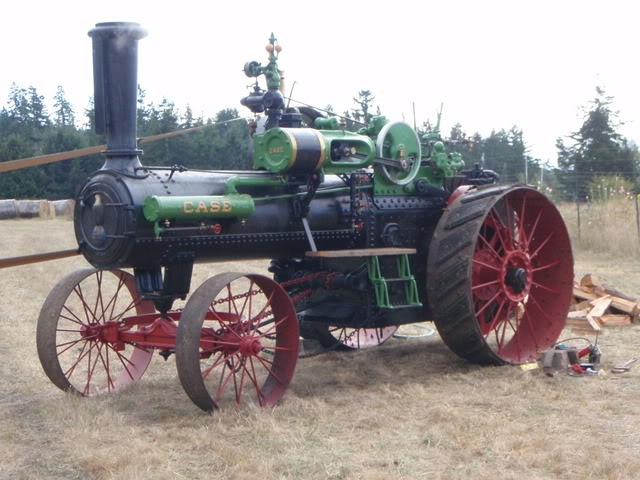 Case Steam Tractor Diagram : Case tractor steam driven pinterest vintage