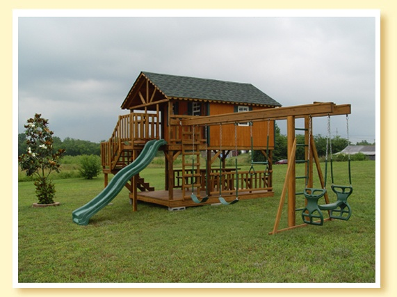 outdoor playsets with monkey bars plans | Outdoor - Playsets