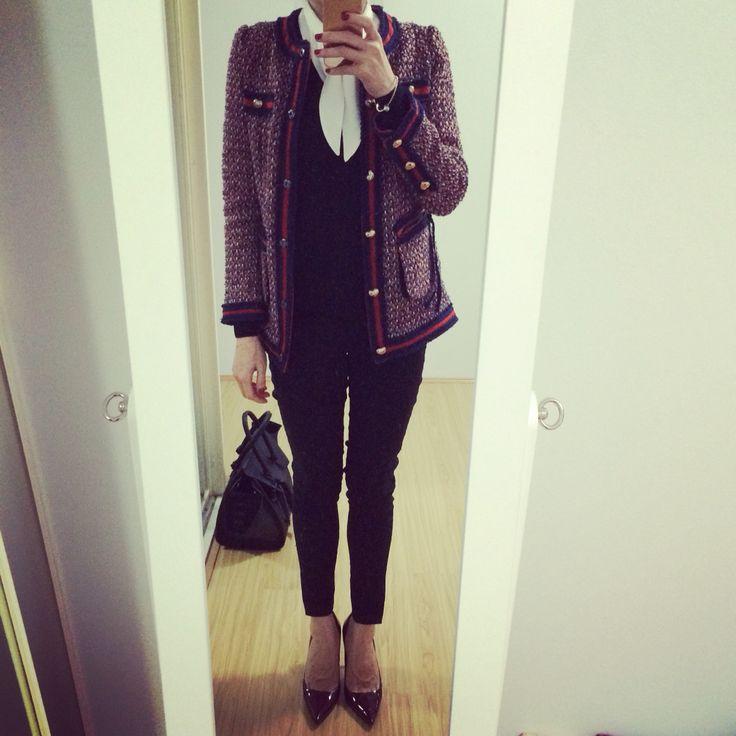 Tweet jacket