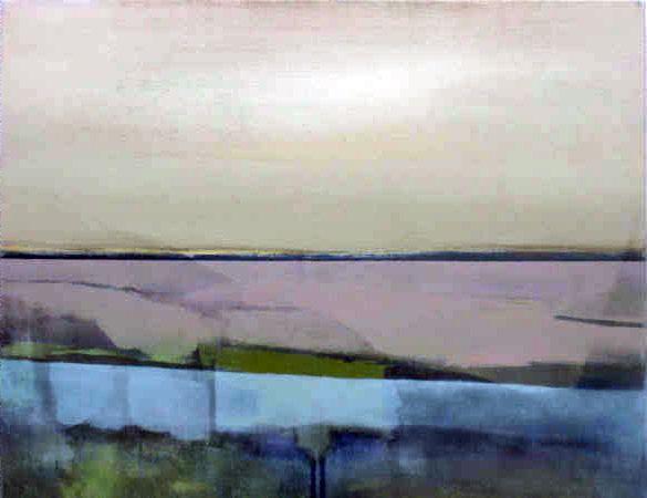 40 figura. acrílico sobre tela. 2000 www.guillermo-moreno.com