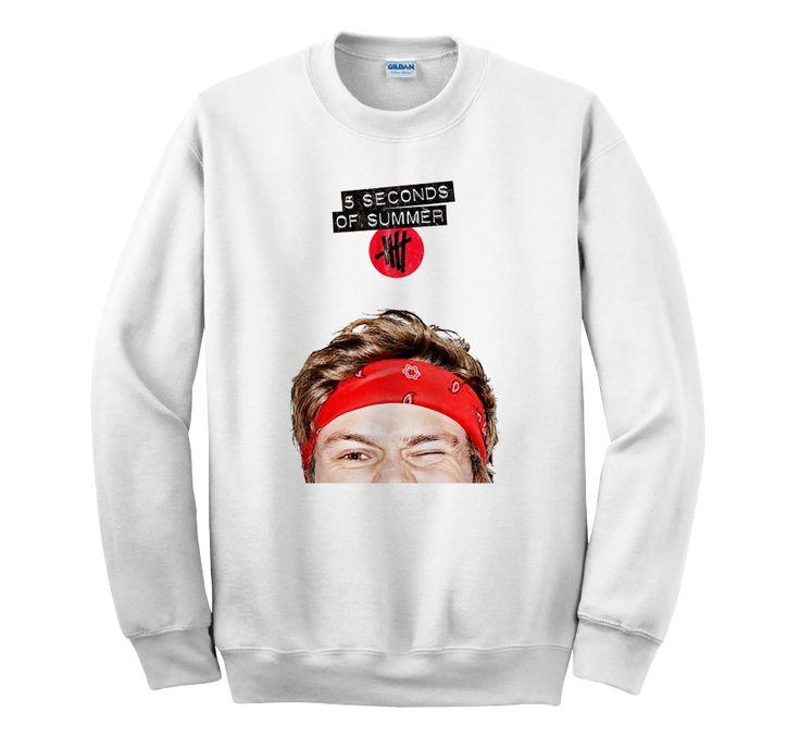 5SOS Ashton Irwin Head 5 Seconds Of Summer – Sweater