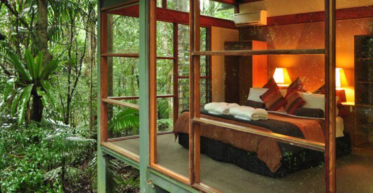 Romantic Creek Cabin, Luxury Lodge in Byron Bay, Australia | Amazing Accom