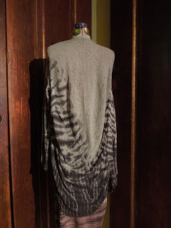 Alhambra: Raquel Allegra: Holiday 2012 / Cocoon top, eucalyptus tie