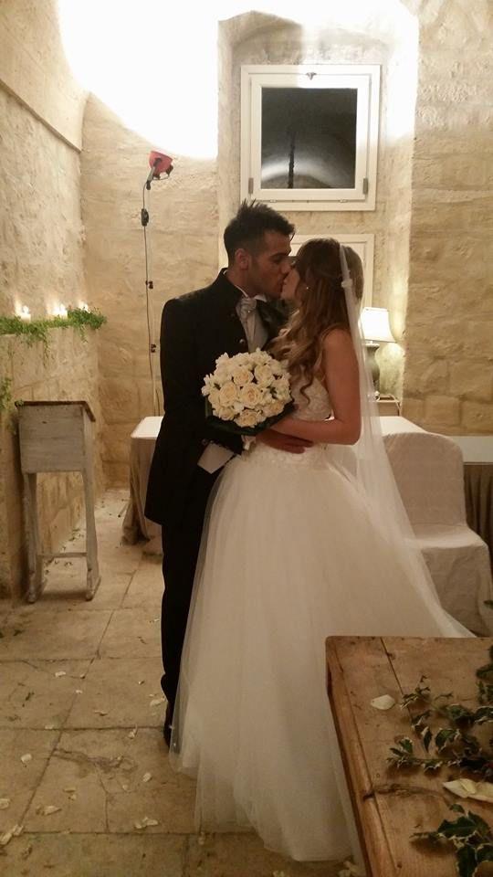 Alessia Cammarota  e Aldo Palmeri saranno super ospiti della trasmisisone Uomini e donne dopo il matrimonio a Vizzini