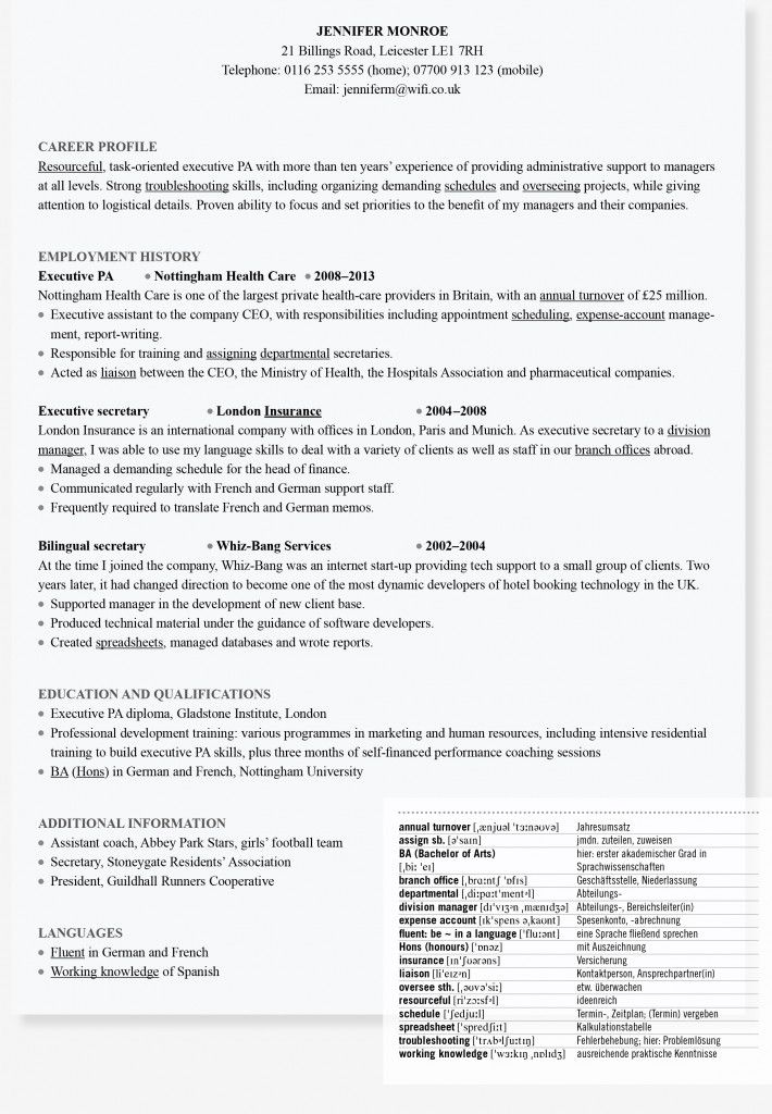 38 Beste Lebenslauf Englisch 2021 Lebenslauf Englisch 2021 Lebenslauf Englisch Lebenslauf Englis Curriculum Vitae Document Templates Administrative Support