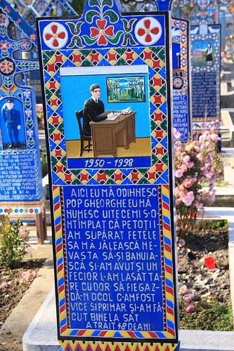 The Merry Cemetery, Săpânţa