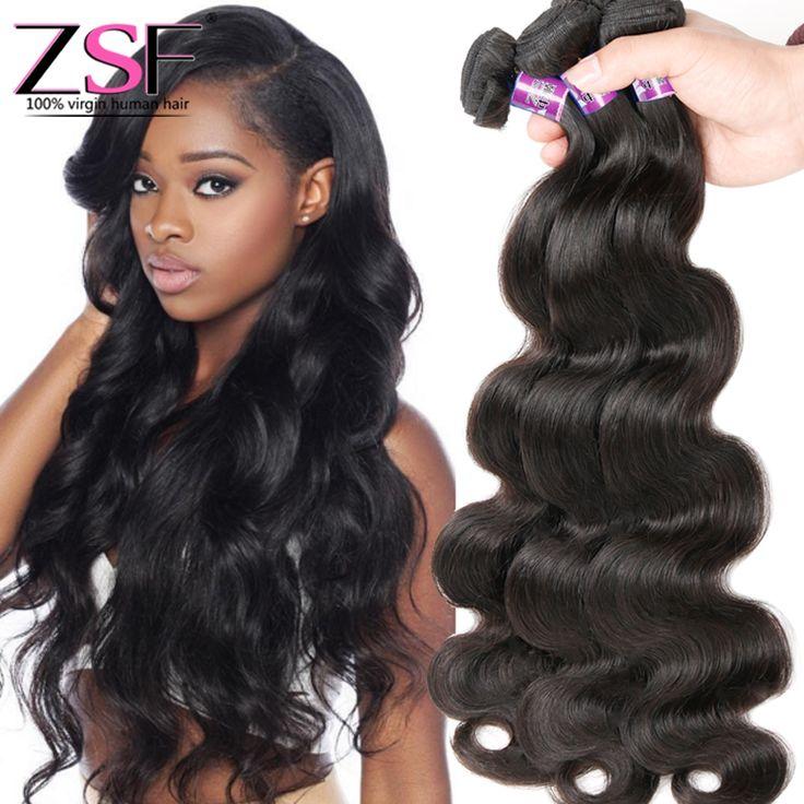 8A Grade Peruvian Virgin Hair Body Wave 3 Bundles Peruvian Virgin Hair Bundle Deals Wet And Wavy Peruvian Body Wave Human Hair