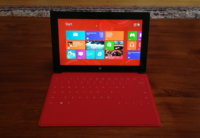 An iPad Lover's Take On The Surface With Windows RT