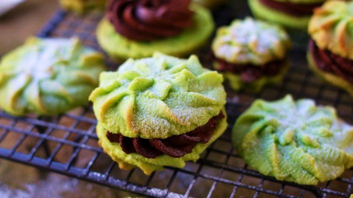 22 Dreamy Biscuits That Want to Melt in Your Mouth | Recipes | Food Network UK