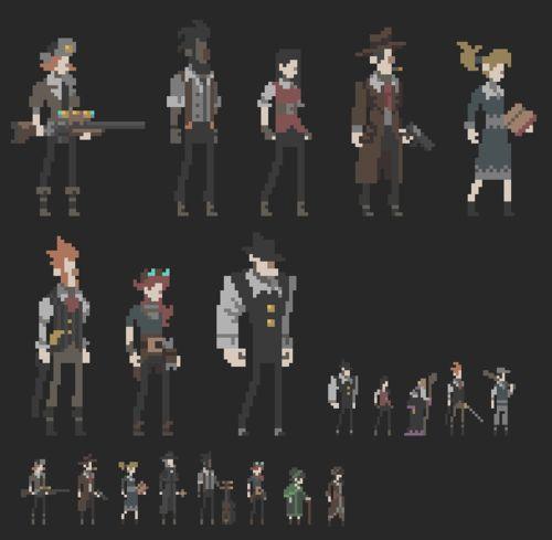Character Design Pixel Art : Best pixel characters ideas on pinterest man