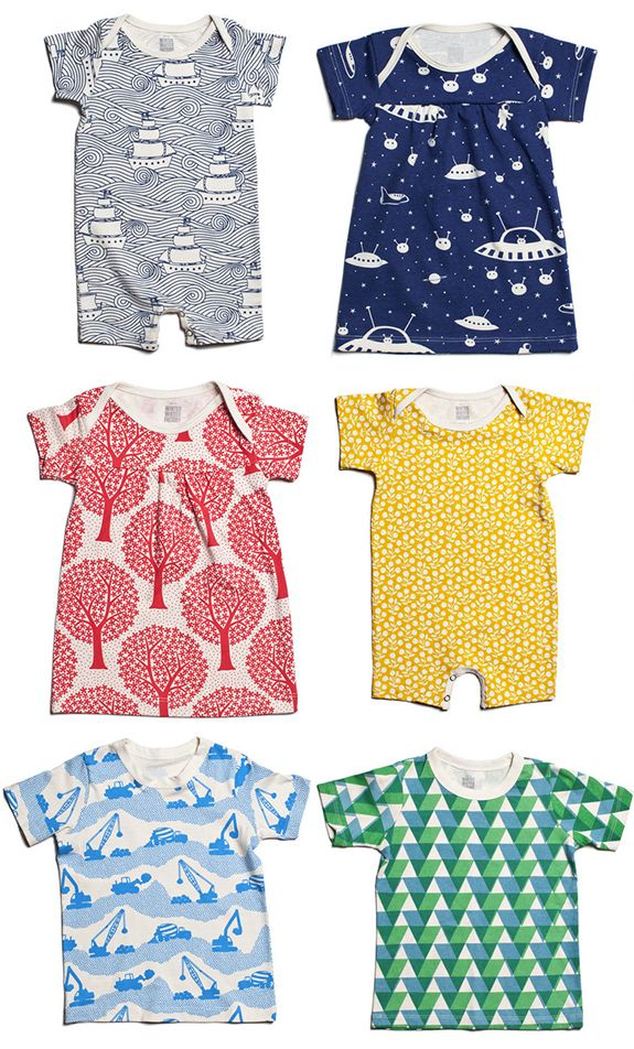 Every time our kiddos wear these patterned clothes, we get a bunch of questions about where... INSPIRACE