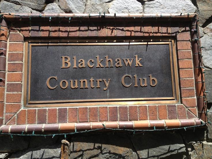 Blackhawk Country Club in Blackhawk CA. 94506.