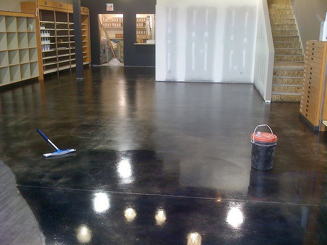 17 Best Images About MR Garage On Pinterest Stains Concrete Floor Paint An