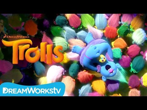 Trolls trailer - featuring They Don't Know performed by Ariana Grande | TROLLS - YouTube