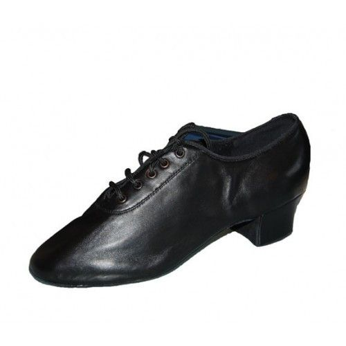 Loops of Dance 401 Black Leather