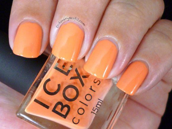 Ice Box Colors - Mango Ice