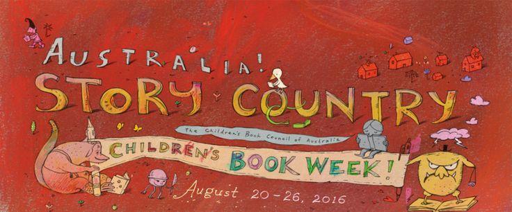 ggpslibrary - Book Week 2016