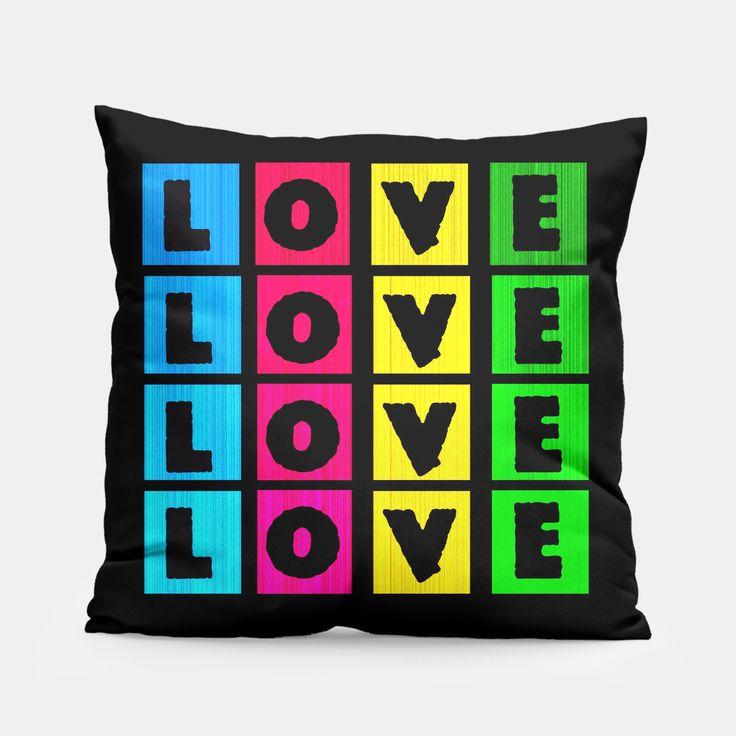Monarch pattern 003 by BlueLela 14.95€ #love #pillow