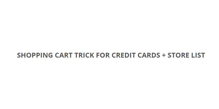 how to get a scene credit card