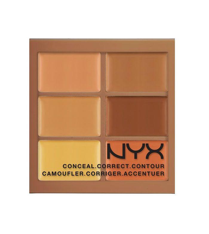 Comprar NYX - Palette Conceal Correct Contour - 3CP03: Deep > face >…